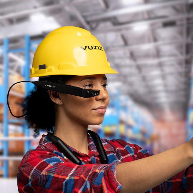 smart digital WP smart glasses Vuzix